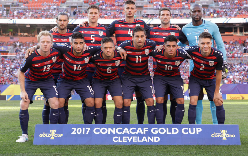 USA se reforzará para la fase final de la Copa de Oro