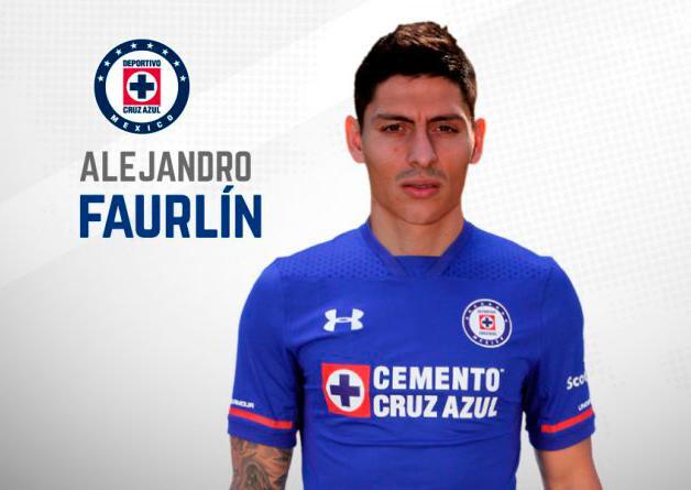 Alejandro Faurlín es el nuevo refuerzo