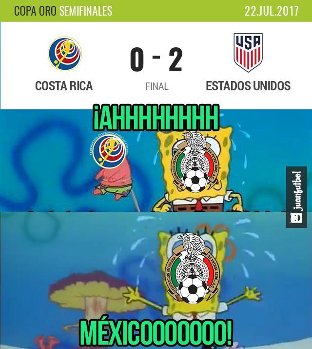Estados Unidos ya espera a México en la final de la Copa Oro