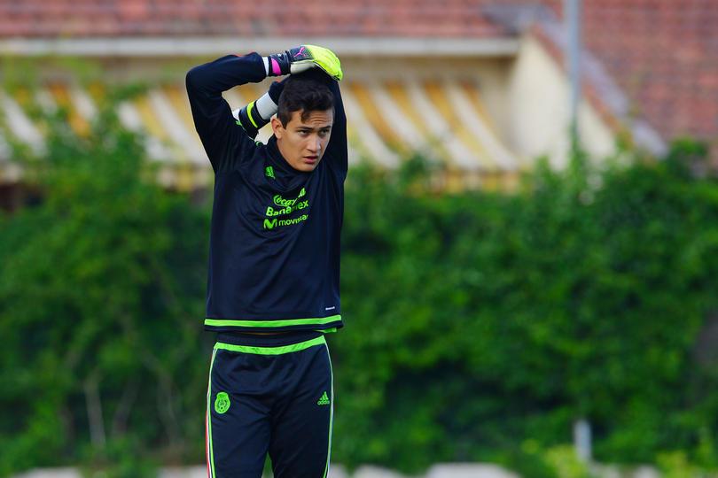 Gudiño podría salir del Porto