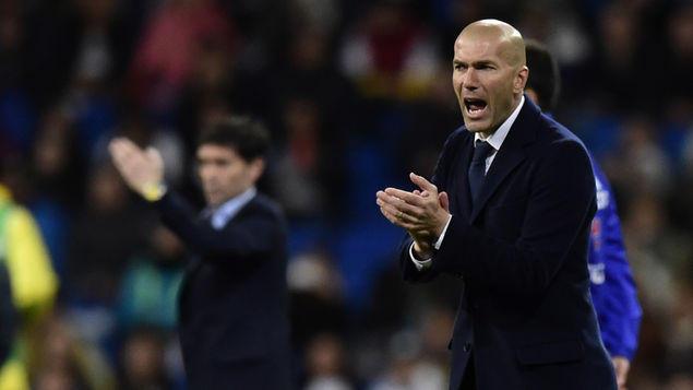 Zinedine Zidane tiene una versión mexa