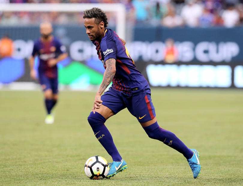 PSG ya quiere a Neymar