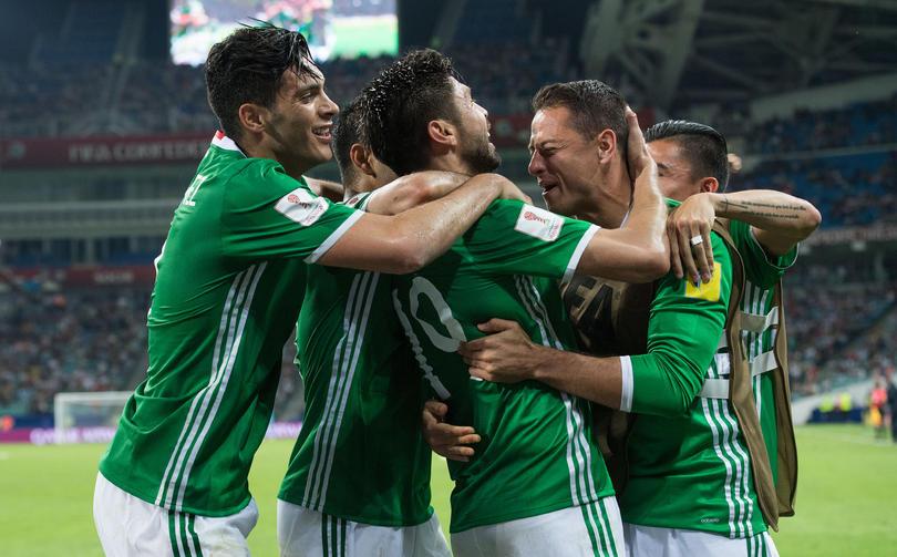 México en la Copa Confederaciones