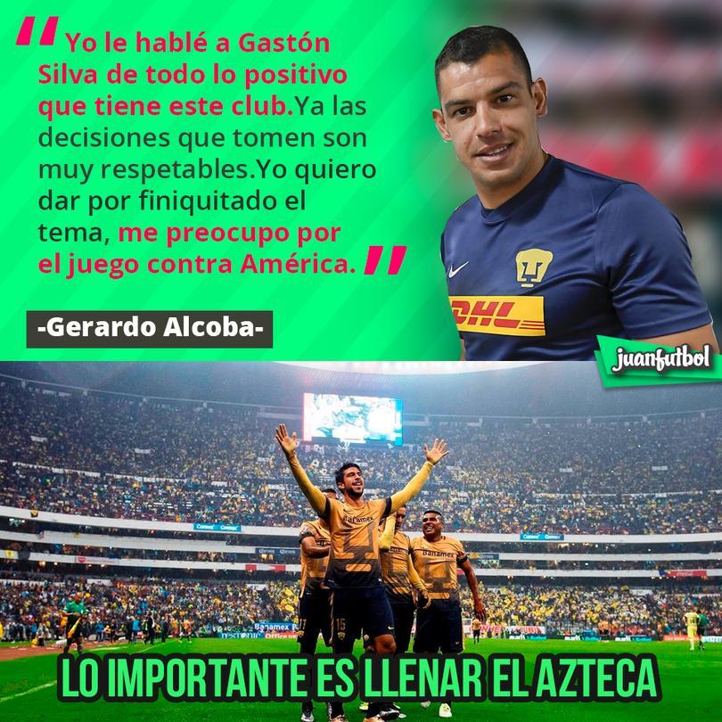 Alcoba ya se aburrió del tema de Gastón Silva