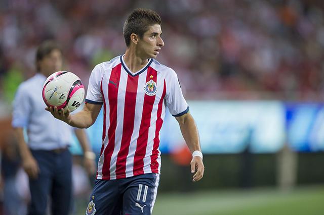 Isaac Brizuela pide que la gente olvide ya que Rubens Sambueza lo lesionó