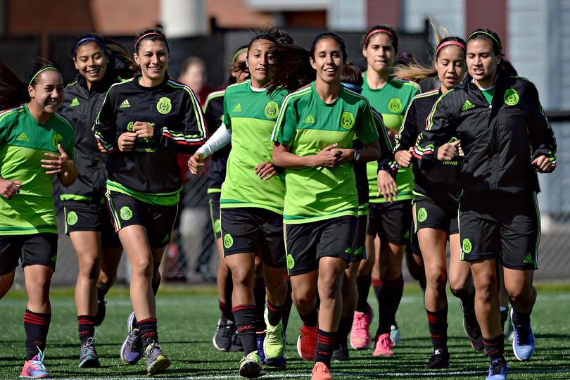 Selección femenil de México
