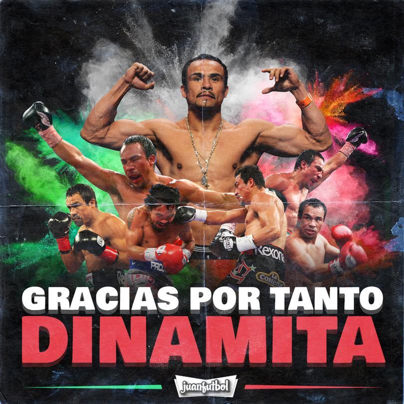 Juan Manuel Márquez se retira del boxeo