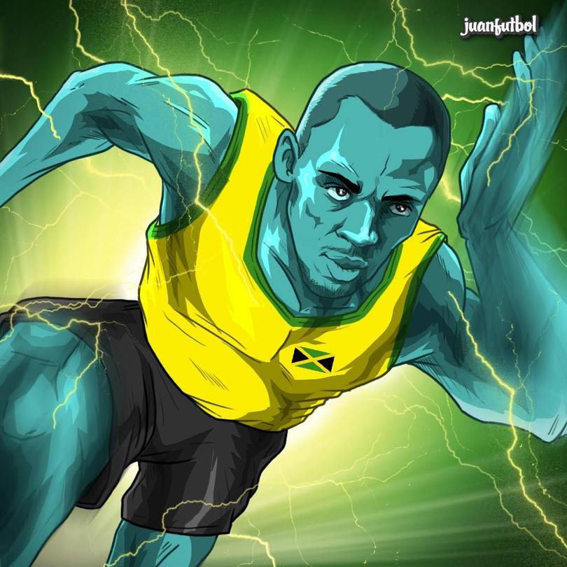 Usain Bolt cerró su carrera ganando el bronce en el Mundial de Atletismo