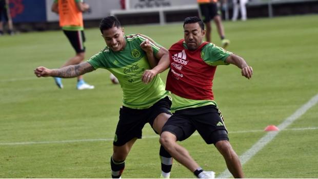 Han jugado juntos en Chivas, en Selección y ahora en el Frankfurt