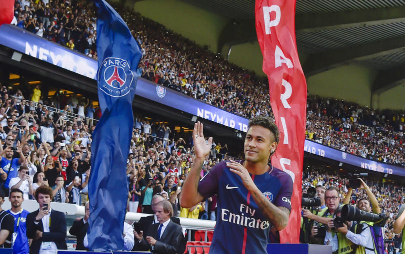 Bartomeu habló sobre Neymar