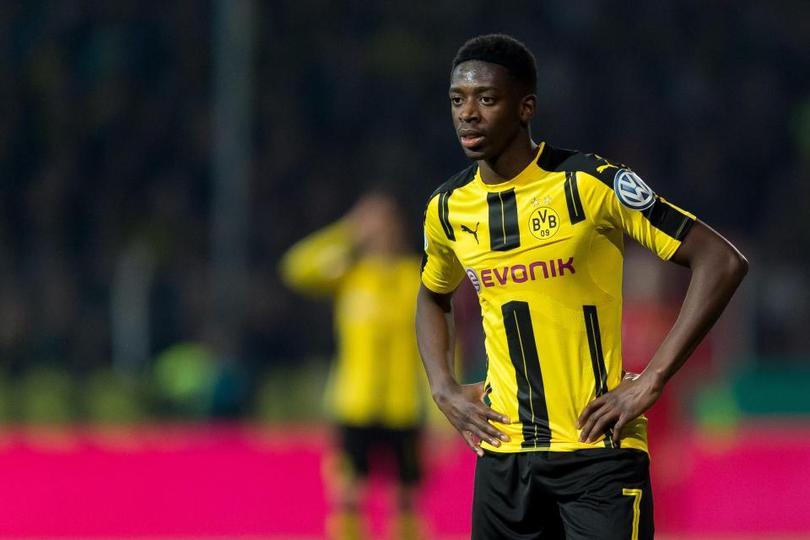 Dembelé ya no es del Dortmund.