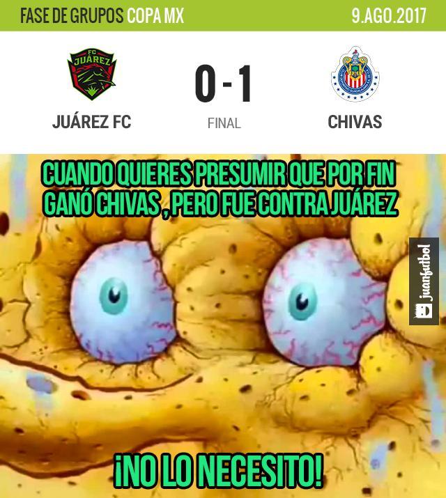 Chivas por fin ganó...