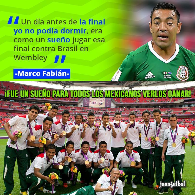 México gana oro en los Juegos Olímpicos del 2012