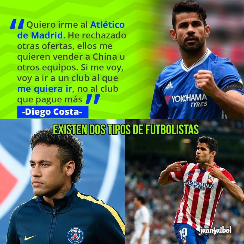 Diego Costa ha hablado