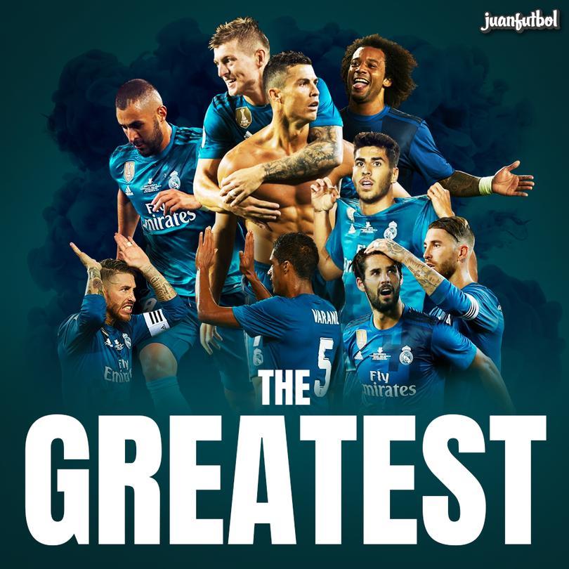 Segundo título de la temporada para el Madrid