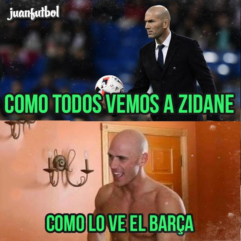 Meme Zidane