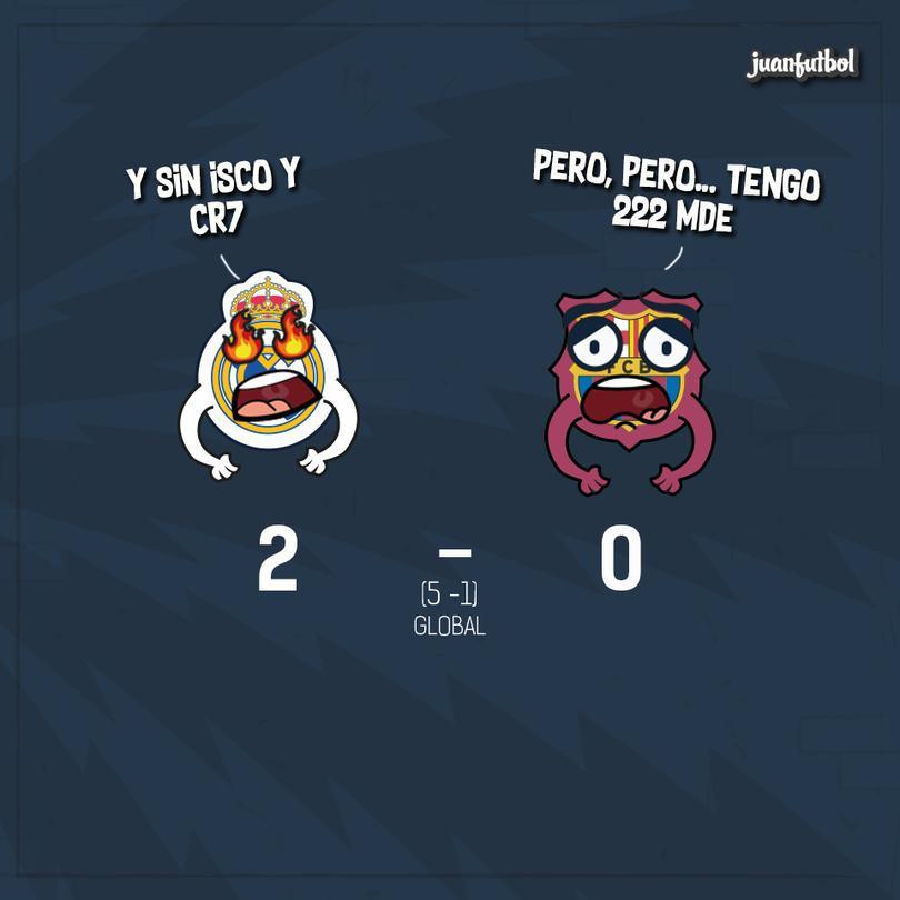 Real Madrid campeón de Supercopa de España