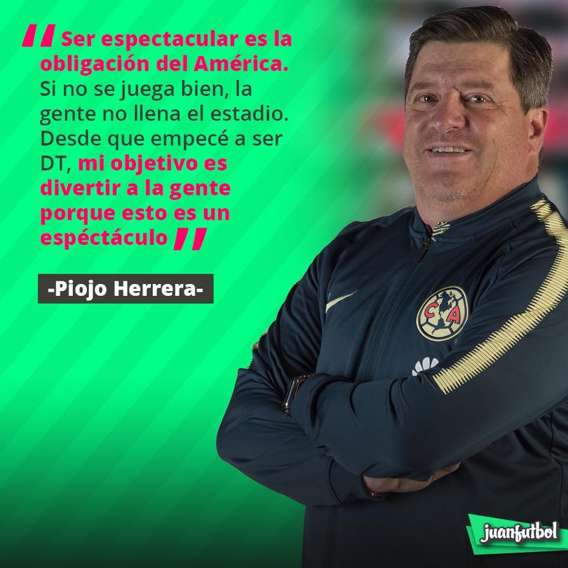 Miguel Herrera dice que quiere divertir al público