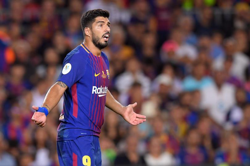 El nuevo uniforme del Barcelona