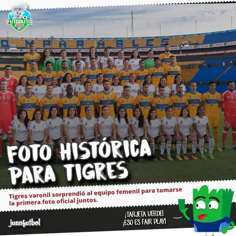 Tarjeta verde para Tigres por el fair play