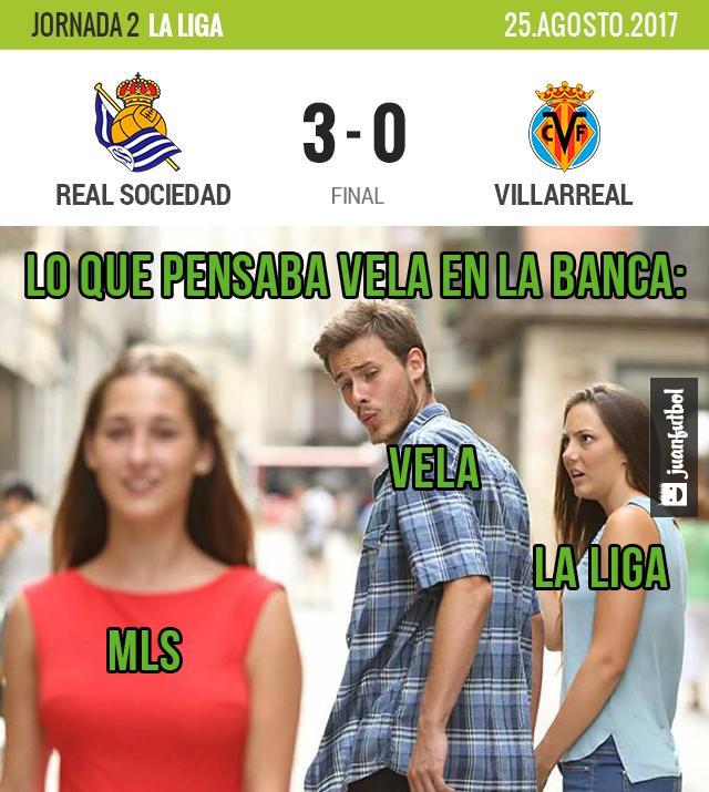 Real Sociedad ganó