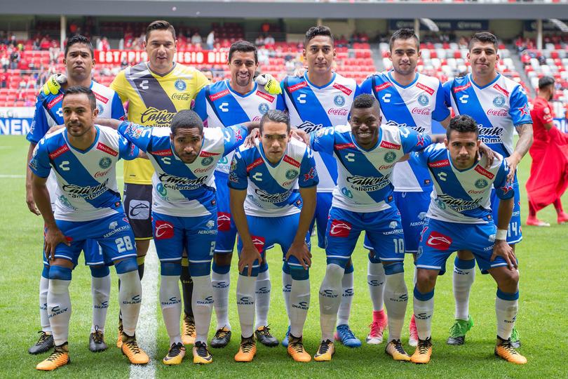 Puebla anunció fichaje europeo
