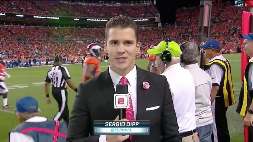 Sergio Dipp en ESPN