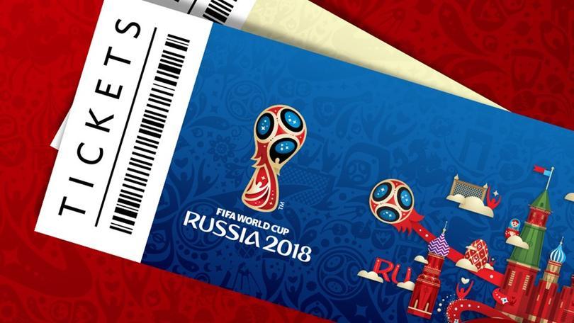 Listos los precios de los boletos para Rusia 2018