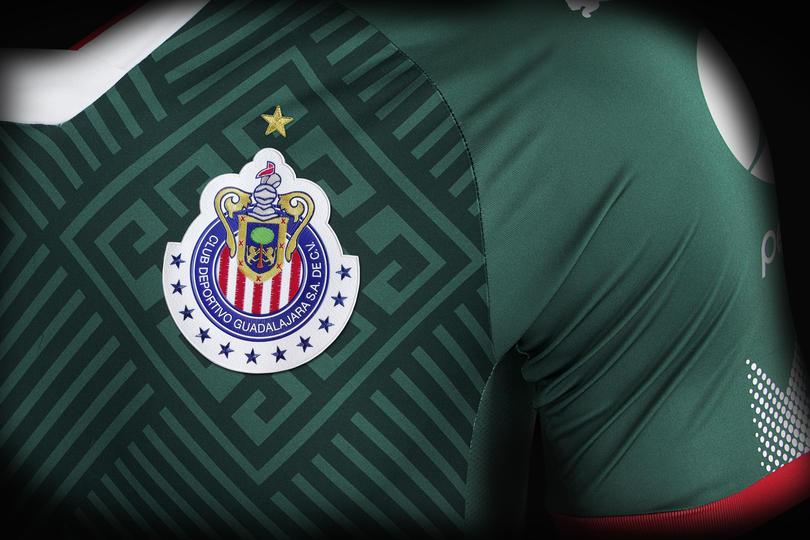 Un jersey hecho para los mexicanos