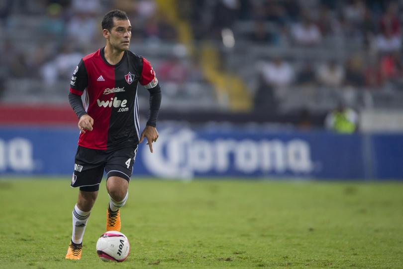 Rafa Márquez regresa con el Atlas
