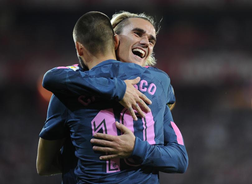 Atlético de Madrid ya tiene delantero