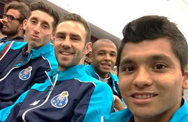 Los mexicanos del Porto