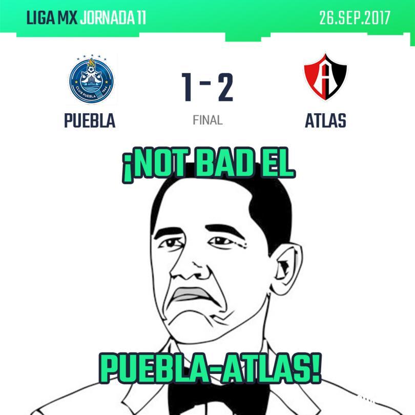 Atlas ganó a lo Atlas