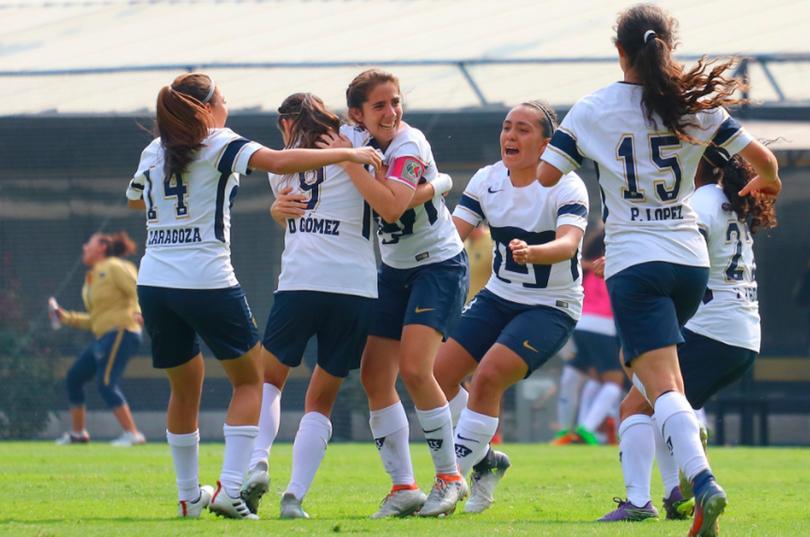 Pumas en Liga MX Femenil