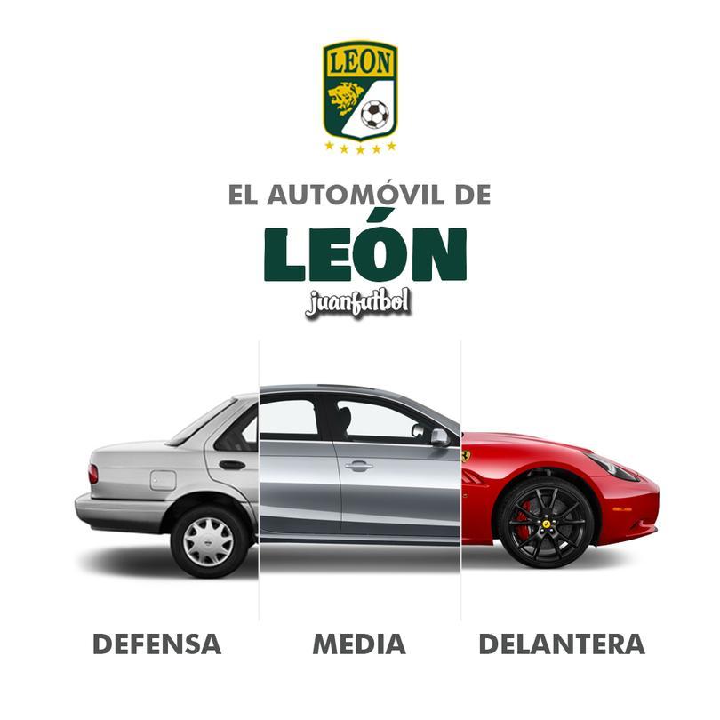 Liga Mx en coches