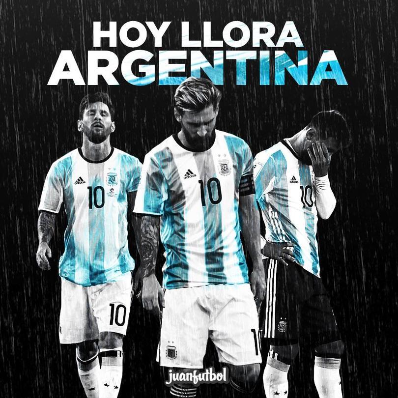 Peligro para Argentina