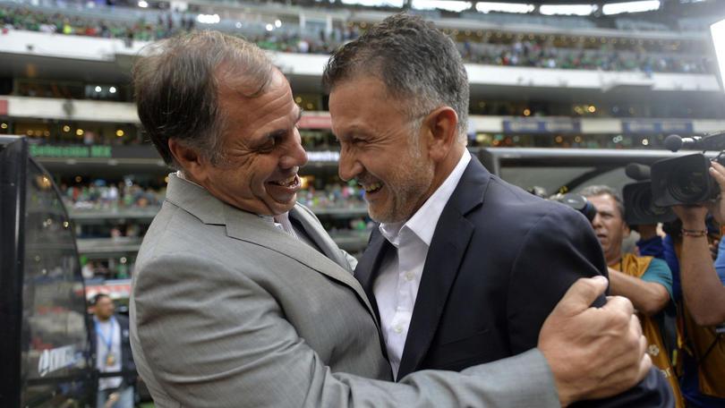 Prensa gringa ve con buenos ojos a Osorio como su DT.