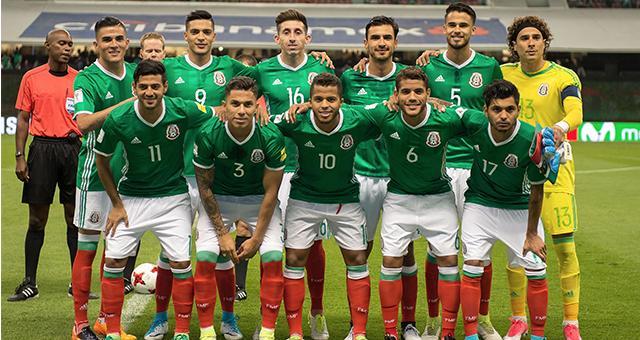 México se encuentra por encima de Inglaterra, Uruguay y Colombia.