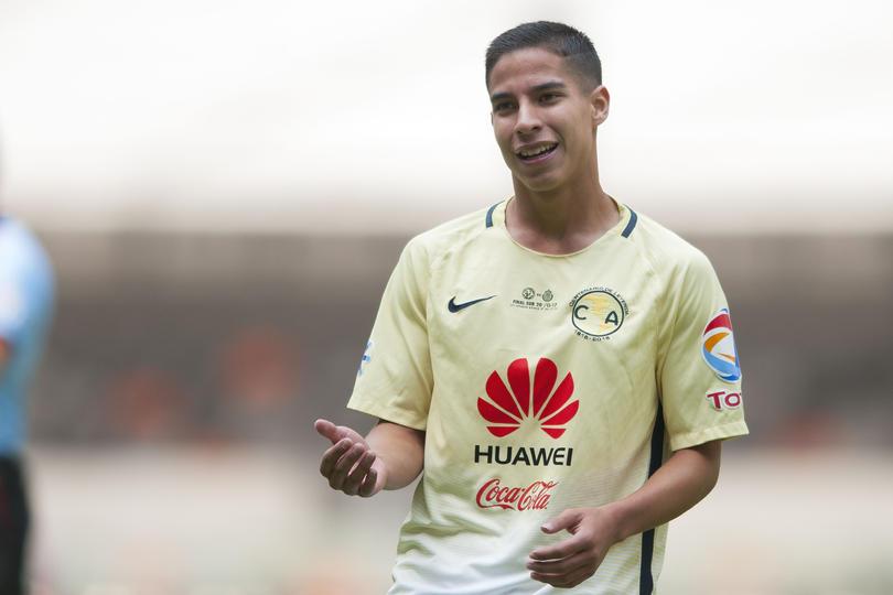 Lainez es pretendido por el Villarreal.
