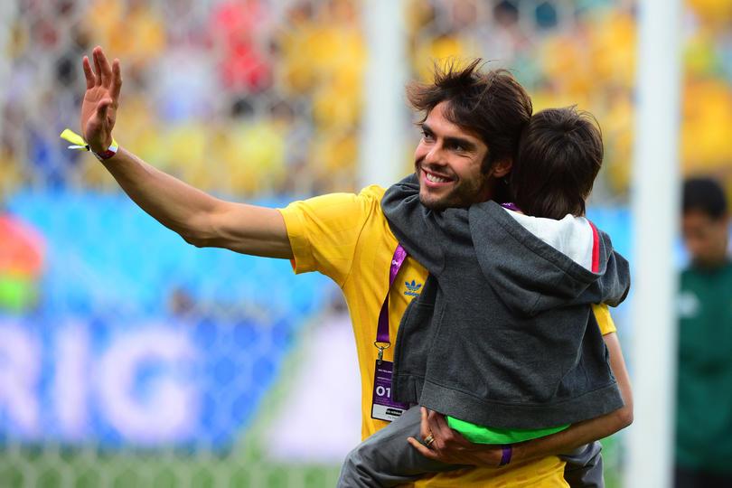 Kaká lloró en su despedida del Orlando City