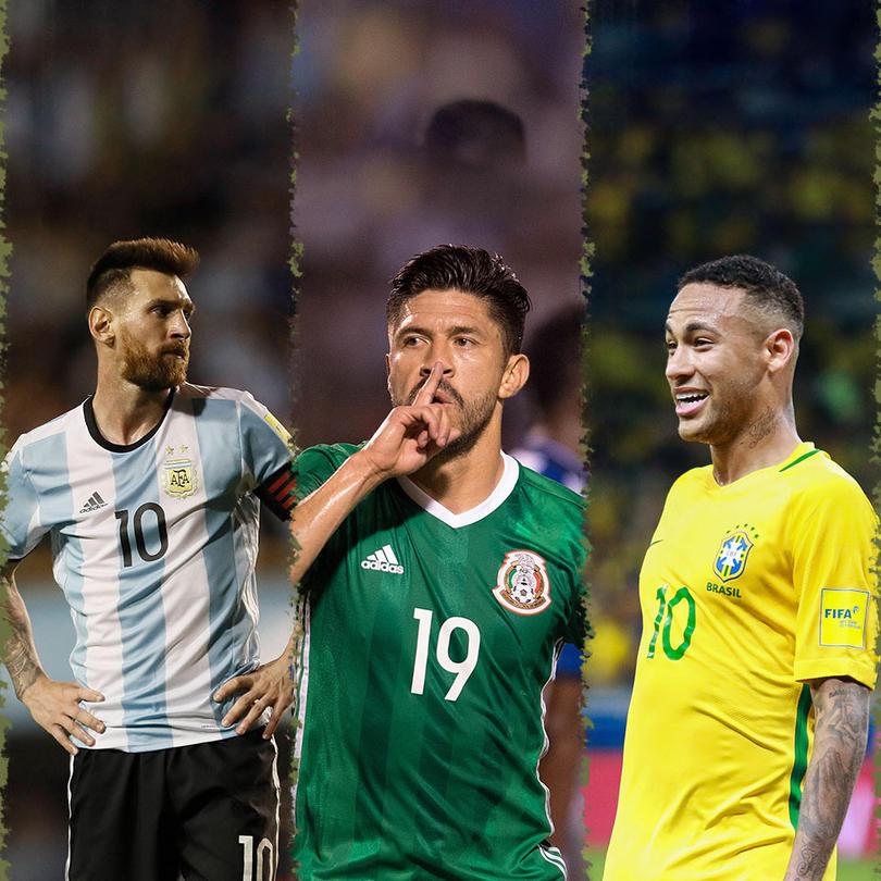 México podrá enfrentar a Brasil o Argentina previo a Rusia 2018