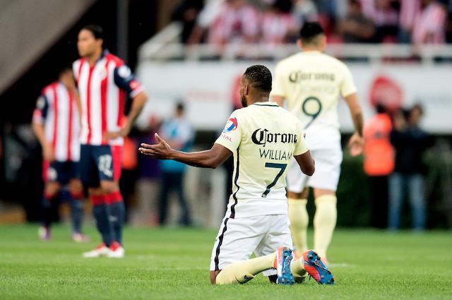 América vs Chivas.
