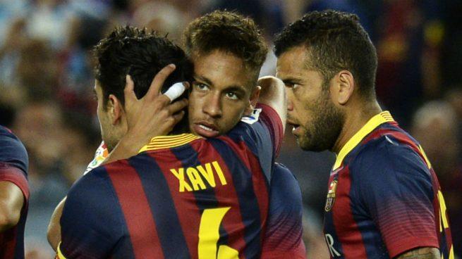 Xavi revela lo que le dijo Neymar para salir del Barcelona