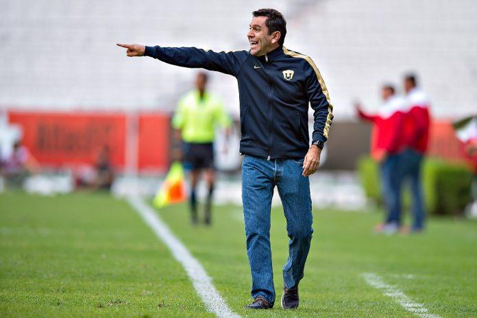 Pumas no ha perdido desde que llegó Patiño.