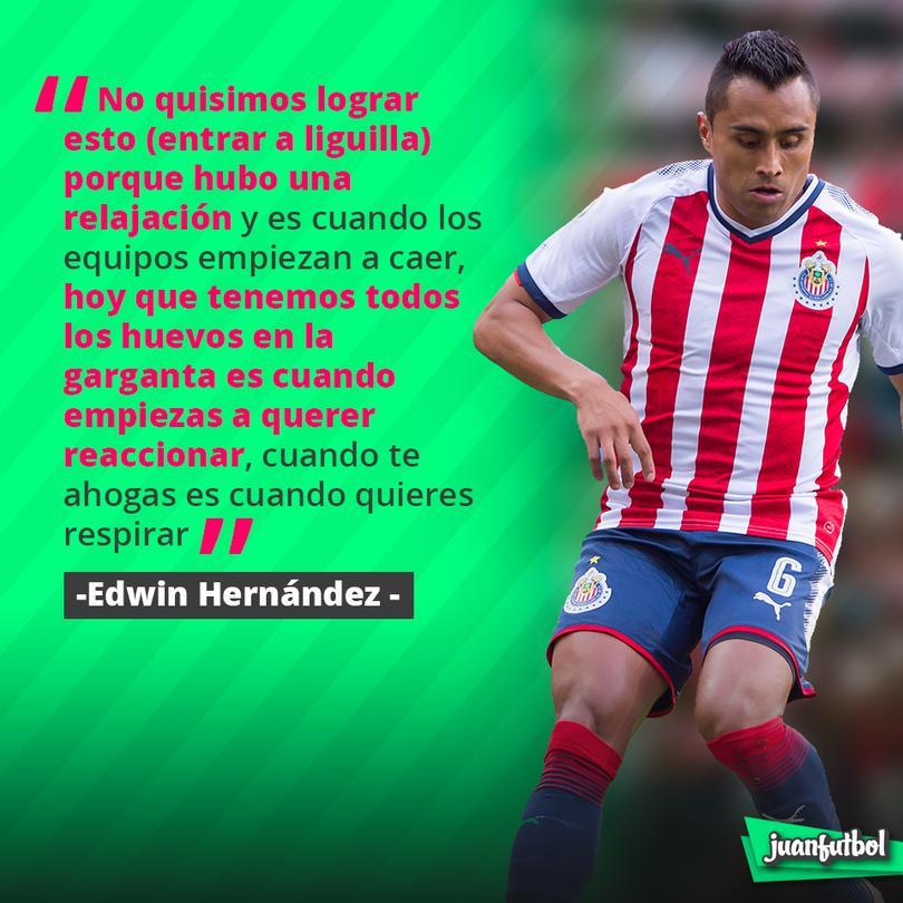 El Aris Hernández habló sobre la situación de Chivas