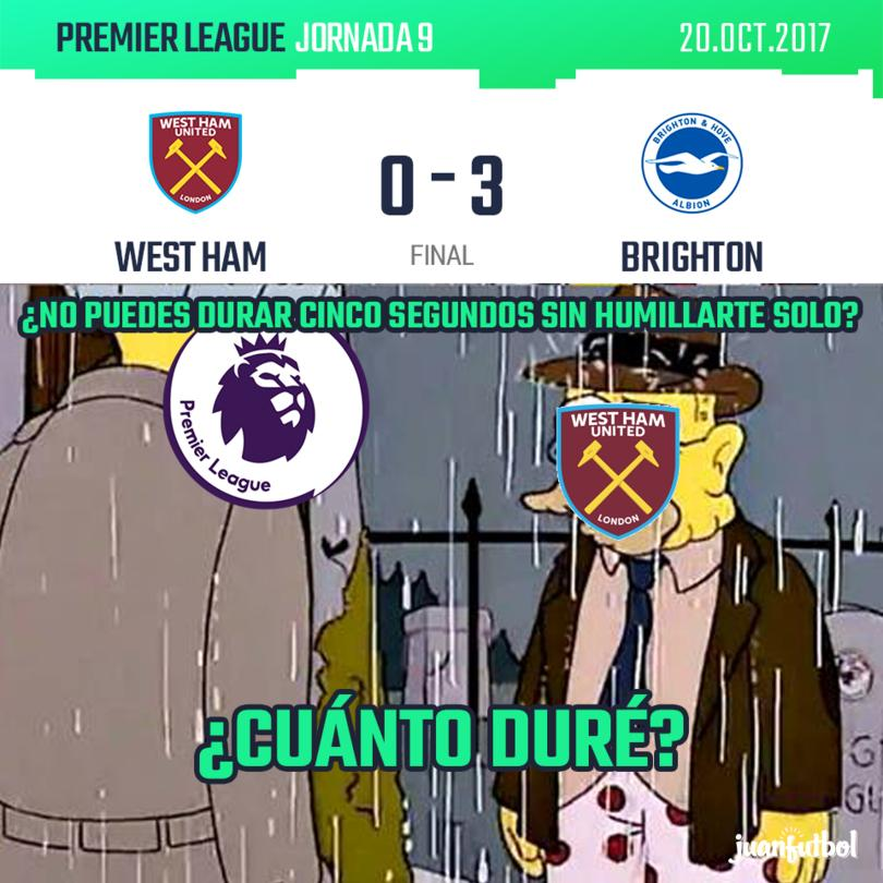 Brighton gana 3-0