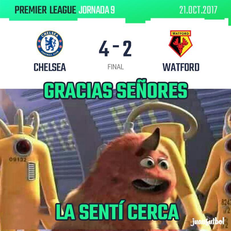 Chelsea vs. Watford