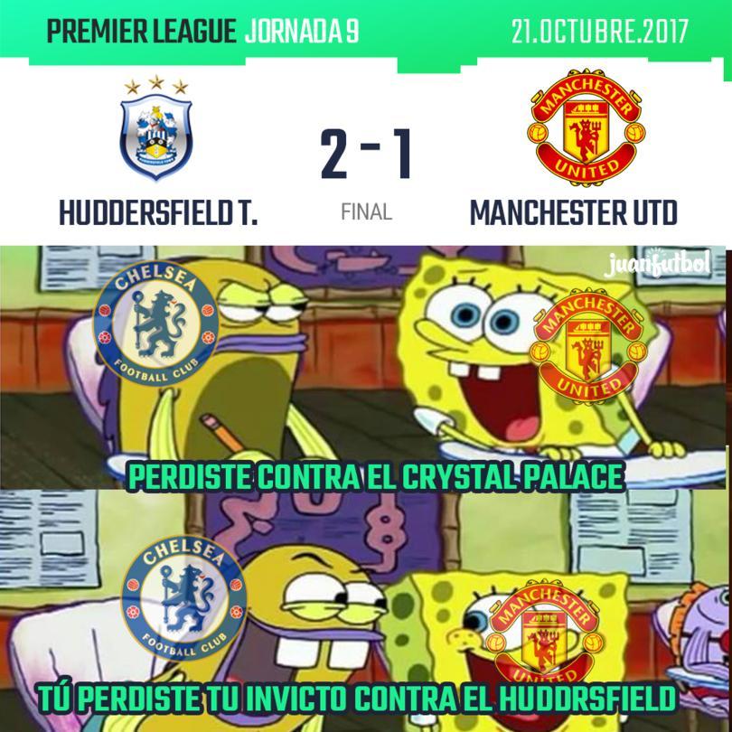 Es la primera temporada en la historia del Huddersfield que participa en la Premier League