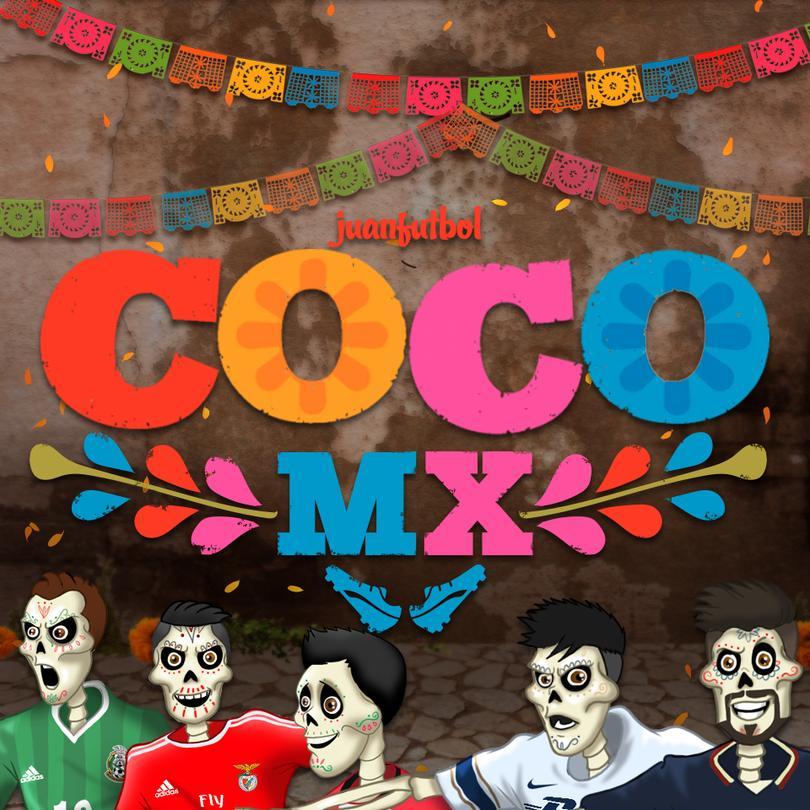 Los mejores jugadores mexicanos al estilo Coco