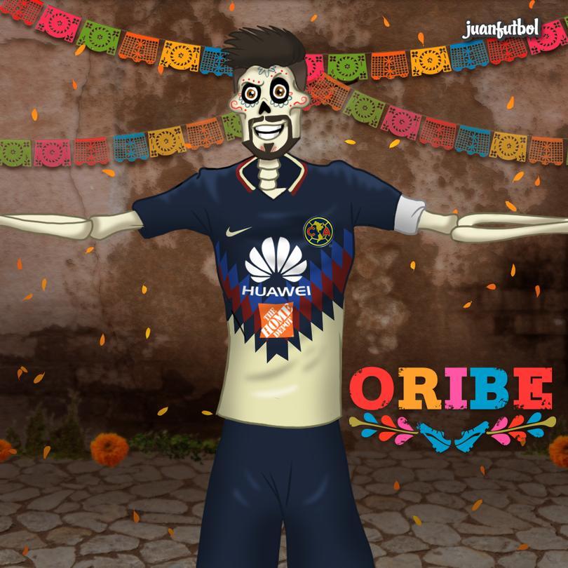 Oribe Peralta versión Coco